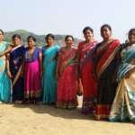 sari indiennes